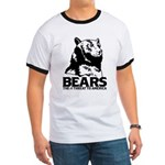 Bears: The #1 Threat to America Ringer T