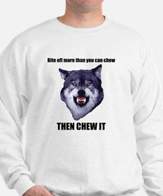 Courage Wolf Jumper
