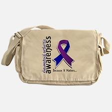 RA Awareness 5 Messenger Bag