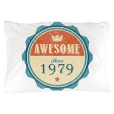 Awesome Since 1979 Pillow Case