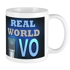 Real World Vo Wrap-Around Mugs