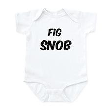 Fig Infant Bodysuit