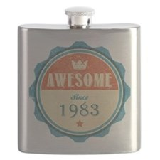 Awesome Since 1983 Flask
