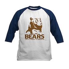 Bears: The #1 Threat to America Tee