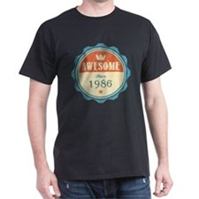 Awesome Since 1986 T-Shirt
