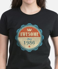Awesome Since 1986 Tee