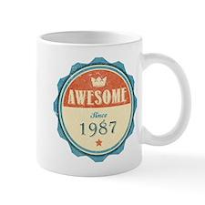 Awesome Since 1987 Mug