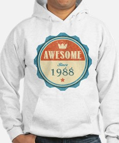 Awesome Since 1988 Hoodie