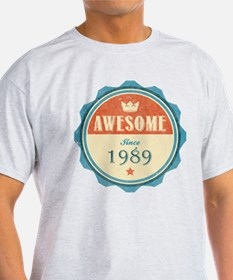 Awesome Since 1989 T-Shirt