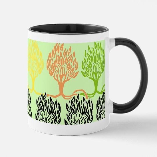 Spring Colors - Beardsley's Trees Mug