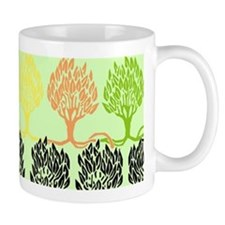 Spring Colors - Beardsley's Trees Mug