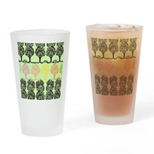 Spring Colors - Beardsley's Trees Drinking Glass