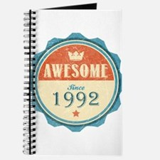 Awesome Since 1992 Journal