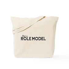 ROLE1_BLK1 Tote Bag