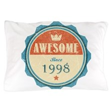 Awesome Since 1998 Pillow Case