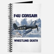F4U Corsair Whistling Death Journal