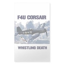 F4U Corsair Whistling Death Decal