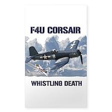 F4U Corsair Whistling Death Decal