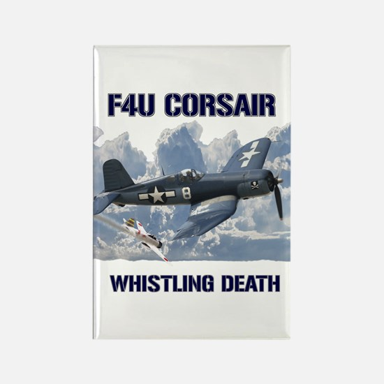 F4U Corsair Whistling Death Magnets