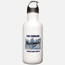 F4U Corsair Whistling Death Water Bottle