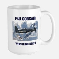 F4U Corsair Whistling Death Mugs
