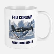 F4U Corsair Whistling Death Mugs