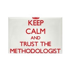 Keep Calm and Trust the Methodologist Magnets