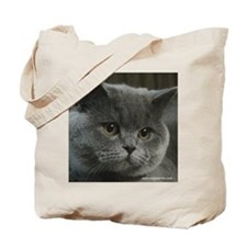Cute British shorthair Tote Bag