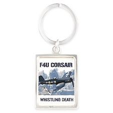 F4U Corsair Whistling Death Keychains