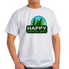 Happy Earth Day: T-Shirt