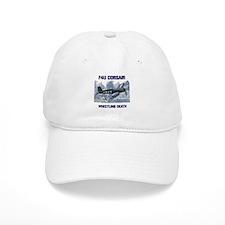 F4U Corsair Whistling Death Baseball Baseball Cap
