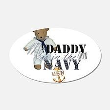 DaddyNavy Wall Decal