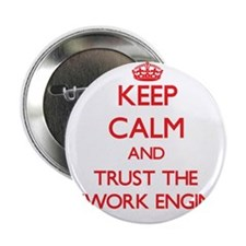 """Keep Calm and Trust the Network Engineer 2.25"""" But"""