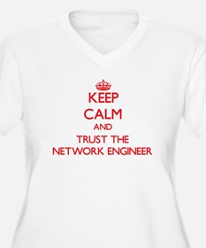 Keep Calm and Trust the Network Engineer Plus Size