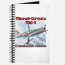 Mig-3 Stalins Falcons Journal