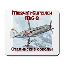 Mig-3 Stalins Falcons Mousepad
