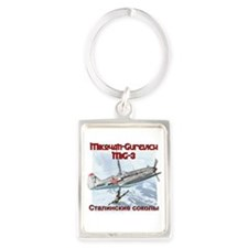 Mig-3 Stalins Falcons Keychains