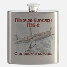 Mig-3 Stalins Falcons Flask