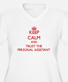 Keep Calm and Trust the Personal Assistant Plus Si
