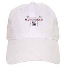 dji Phantom Quadcopter Baseball Baseball Cap