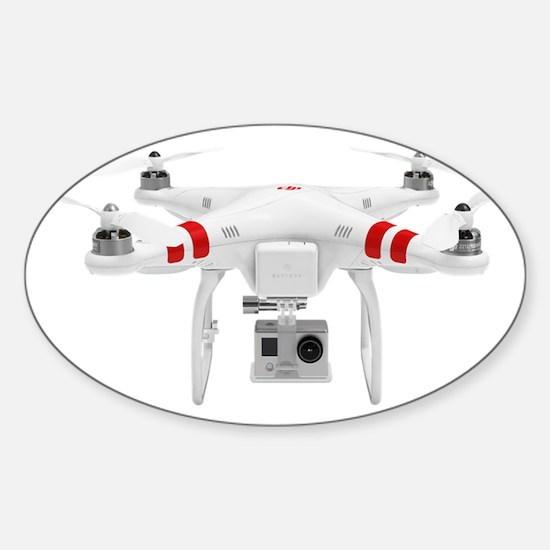dji Phantom Quadcopter Decal
