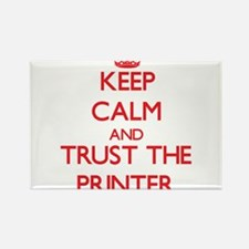 Keep Calm and Trust the Printer Magnets