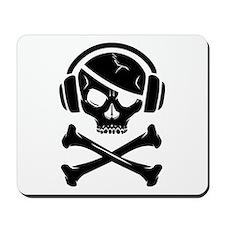 Music Pirate (bittorrent) Mousepad