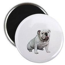 English Bulldog (W1) Magnet