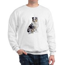 Australian Shep (gp1) Sweatshirt