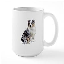 Australian Shep (gp1) Mug