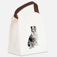 Australian Shep (gp1) Canvas Lunch Bag