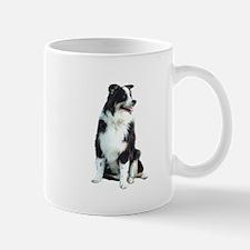 Australian Shep (BW) Mug