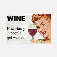Wine Lovers Magnets