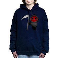 Halloween Reaper Hooded Sweatshirt